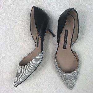 French Connection heels, size 37/7 US